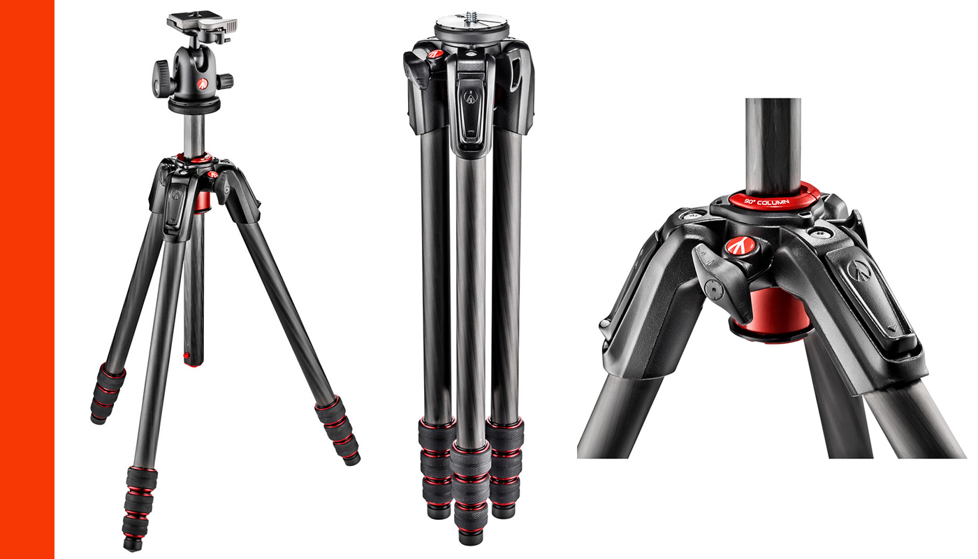 Travel Tripods Review - Rick Zeleznik - Manfrotto 190Go!