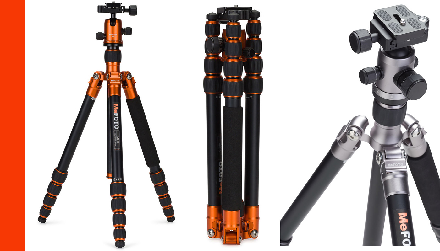 Travel Tripods Review - Rick Zeleznik - MeFoto Roadtrip Classic